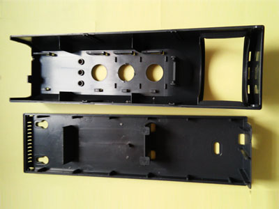 Alarm housing Top & Bottom